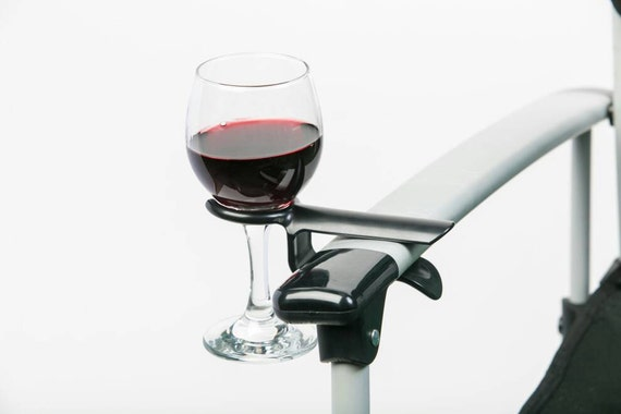 portable wine and cup holders